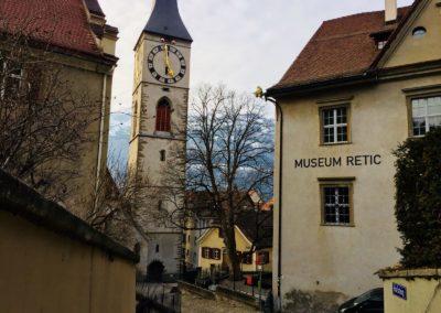 Museum Retic