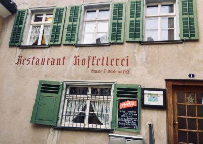 Das älteste Restaurant der Stadt