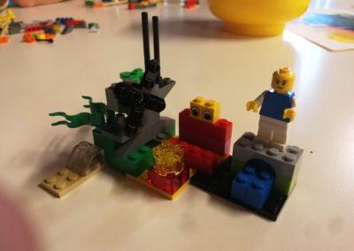 LEGO Serious Play Workshop: So ist für mich das ideale Bergdorf