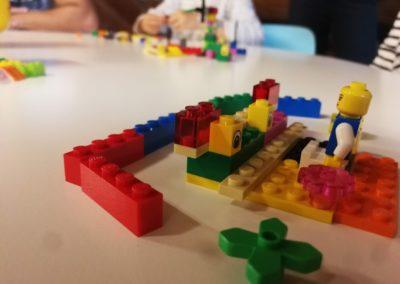 LEGO Serious Play Workshop: So ist für mich der ideale Job