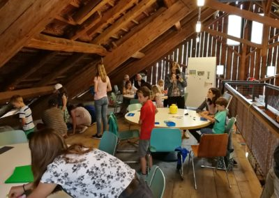 Format ScreenY Kids: Von Selfie bis Segantini