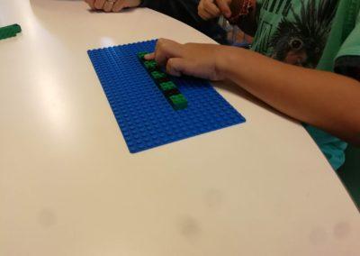 Selfie bauen aus LEGO