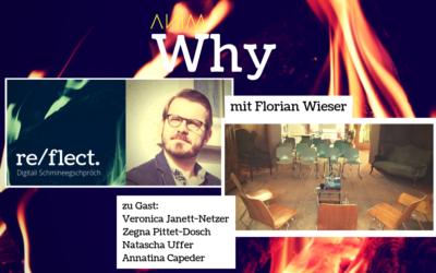 """Podcast mit Frauenrunde zur Frage """"Warum Surses?"""""""
